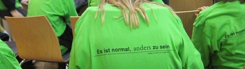 Ganz normal anders